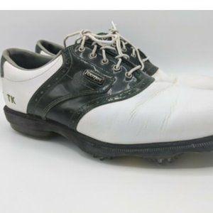 FootJoy MyJoys Golf Shoes TK DryJoys Men's Cleats